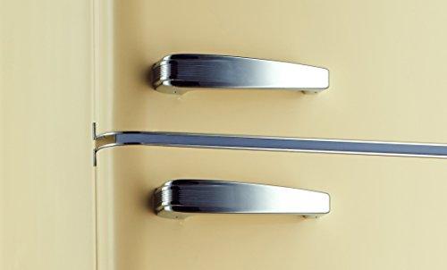 Retro Kühlschrank Creme : Kühlschrank mit gefrierfach retro kg166 40 creme a : amazon.de
