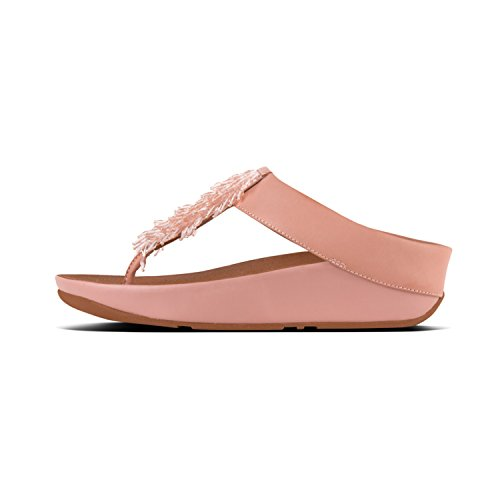 Toe Pink FitFlop Thong 535 Rumba Sandals Rosa Dusky Womens vqq5OnB