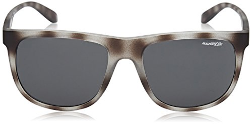de Sol Matte Grind Arnette 56 para Gafas Crooked Havana Grey Hombre tqxSf7wUf