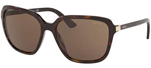 Ray-Ban 0PR 10VS Gafas de Sol, Havana, 58 para Mujer: Amazon ...