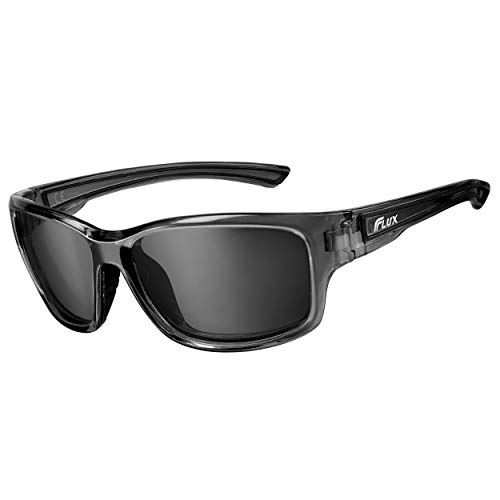 4244eb2ad10 Flux Dynamic Polarized Sunglasses for Men   Women UV400  Protection