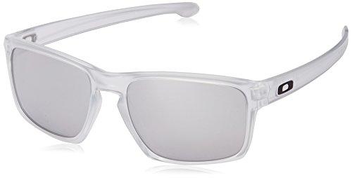Oakley Men's Sliver OO9262-23 Non-Polarized Square Sunglasse