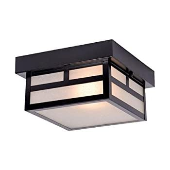 Acclaim 4708bk artisan collection 1 light ceiling mount outdoor acclaim 4708bk artisan collection 1 light ceiling mount outdoor light fixture matte black mozeypictures Images