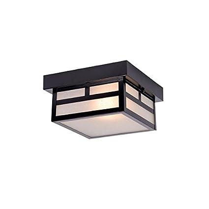 Acclaim 4708bk artisan collection 1 light ceiling mount outdoor acclaim 4708bk artisan collection 1 light ceiling mount outdoor light fixture matte black aloadofball Choice Image