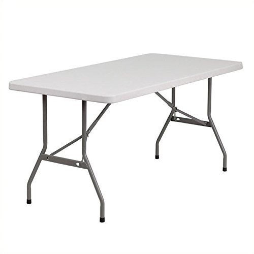 Flash Furniture Plastic Folding Table (30