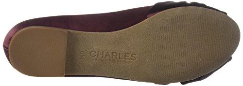 Charles by Charles David Womens Darcy Ballet Flat Burgundy QO8fXJ2W0L
