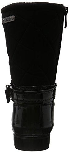 Mustang 3123-502, Botas de Lluvia para Mujer Negro (9 schwarz)