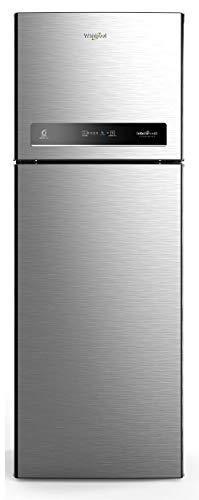 Whirlpool 340 L 3 Star Inverter Frost-Free Double Door Refrigerator (INTELLIFRESH INV CNV 355 3S, German Steel…
