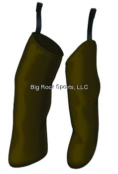 Hodgman GMWDEHIPPVCBRN Gamewade Utility Hip Wader, Brown, Universal, Outdoor Stuffs
