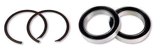 Wheels Manufacturing BB30 service kit with 2 clips and 2 x 6806 angular contact (Enduro Wheel)