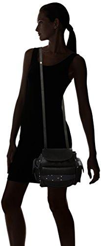 Nica Romalie Mini - Mochila Mujer Negro - Black (Black Dotty Mix)