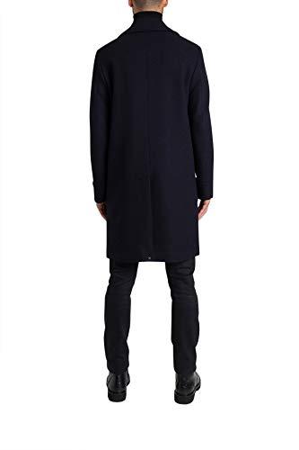 PALTO' Luxury Fashion Homme ACHILLEARM205 Bleu Manteau | Automne_Hiver