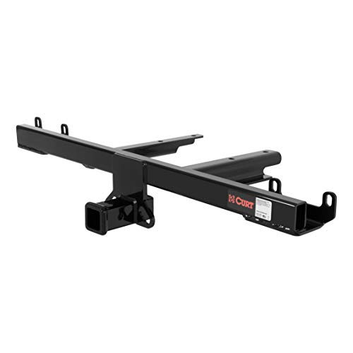 CURT 13342 Class 3 Trailer Hitch, 2-Inch Receiver for Select Mercedes-Benz ML320, ML350, ML500 and ML550 ()