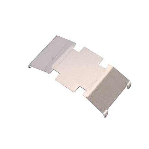 Kit Armor Chassis - Scx10 90046/47 Metal Simulation Armor Kit Chassis Protection Plate Armor