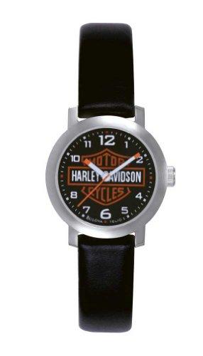 Harley-Davidson Bulova Women's Watch. 76L10