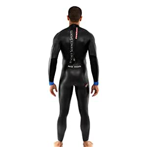 Elite Wetsuits Long Sleeve Male-XL by Rocket Science Sports