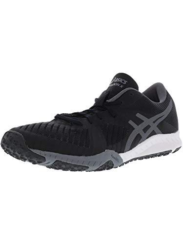 Asics Womens Weldon X Fabric Low Top Lace Up Running Sneaker