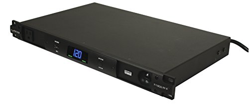 Furman P-1800 PF R Advanced Level Power Conditioner with Power Factor Technology Rackmountable, Use for Instrument Amps by Furman