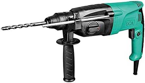 DACHENZI 220V Hammer Drill Impact Drill 720W Electric Multifunctional Rotary Hammer Drill Power Tools Electric Demolition Hammer Punch