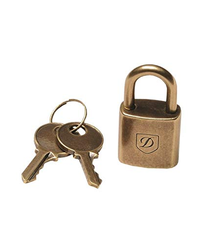 S.t. Dupont D-003061 Gold Plated Lock