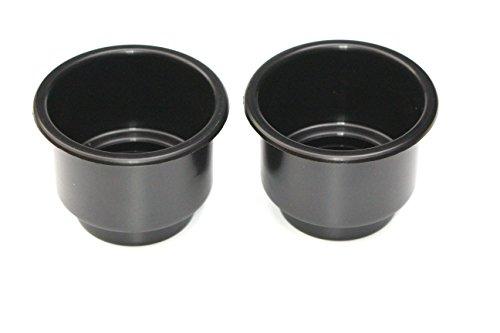 3 5/8 Black Jumbo Cup Boat RV Car - Sofa Table Cup Holder