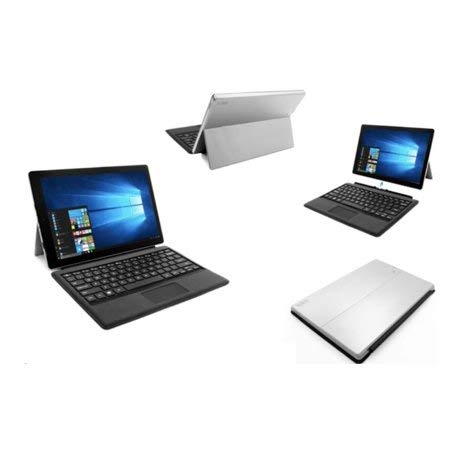 """RCA 12.2"""" Windows 10 2-in-1 Tablet with Travel Keyboard"""