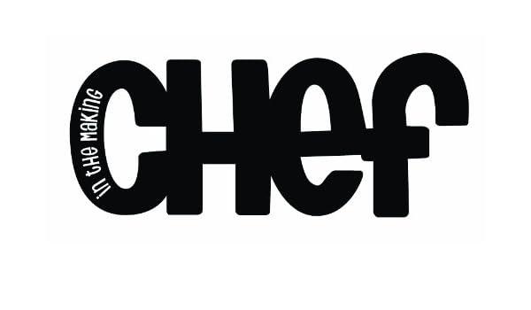 Splosh~~~palabras magnéticas del imán del refrigerador de Chef ...