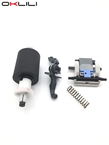 Yoton Original New RM1-0885-000 RM1-0891-000 ADF Scanner Pickup Roller Separation Pad for HP 3015 3020 3030 3050 3052 3050z 3055 M1319