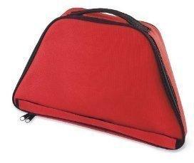 Lap harp carrying case red zither case caisses sacs - Housse de harpe celtique ...