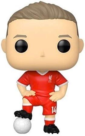 Liverpool-Alisson Becker Sammelbares Spielzeug Funko 42787 POP Vinyl Football Mehrfarben