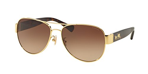 Coach Womens Sunglasses HC7059 Metal product image