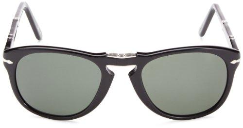 Green Sol 57 24 Mod Gafas Persol Grey Black 0714 Negro de BvnHFFg
