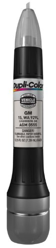 Dupli-Color AGM0555 Metallic Cashmere General Motors Exact-Match Scratch Fix All-in-1 Touch-Up Paint - 0.5 oz.