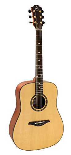 - Hohner Guitars A+ by Hohner AS355-NS Acoustic Guitar,