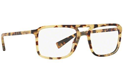 Dolce & Gabbana - LESS IS CHIC DG 3267, Géométriques acétate homme