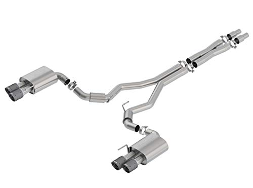 BORLA 140745CF Cat-Back Exhaust System