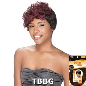 Sensationnel Human Hair Bump Wig CARLY (TBRED)