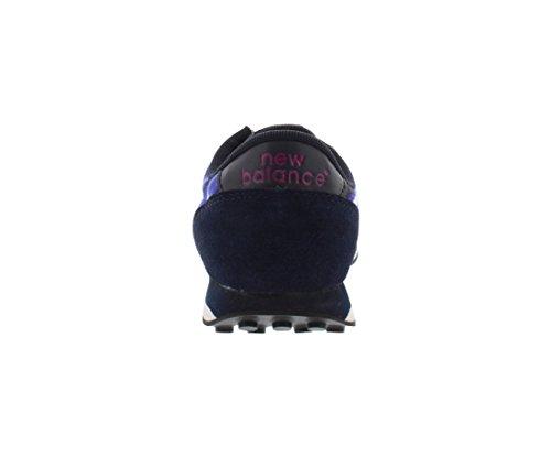New Balance 410 Kvinner Sko Størrelse Marineblå Med Blå Og Hvit