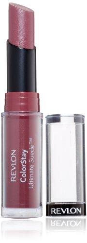 Revlon ColorStay Ultimate Suede Lipstick, Supermodel, 0.09 Ounce