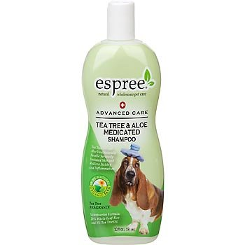 Espree Natural Tea Tree and Aloe Dog Shampoo, My Pet Supplies