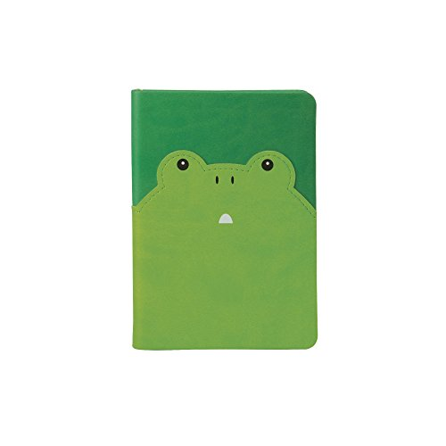 Animal Pals Notebook - Frog