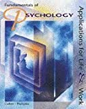 Fundamentals of Psychology : Applications for Life and Work, Culkin, Joseph and Perrotto, Richard, 0538650508