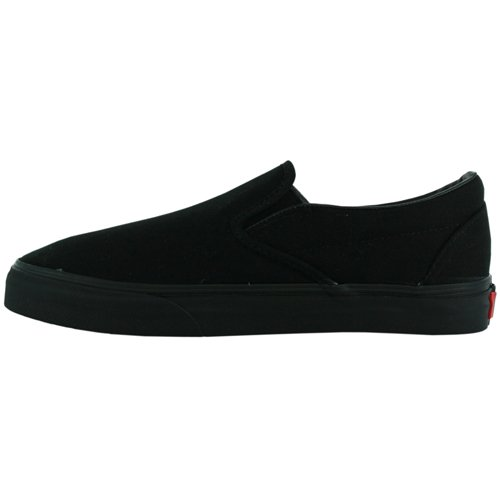 Vans Classic Slip-On - Mocasines unisex Black/Black