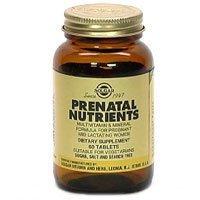 Solgar - Les éléments nutritifs pendant la grossesse, 240 comprimés