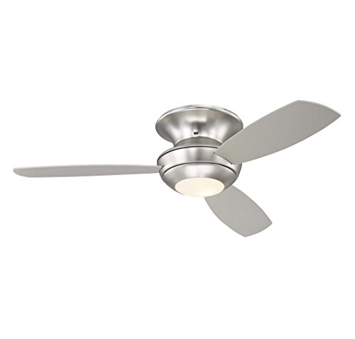Hugger Transitional Ceiling Fan - Trade Winds Lighting TW020316BN 52