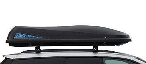 Ultra Plast Dachbox MD7 213x53x35cm 300L ganz schwarz