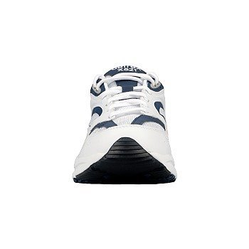 Apex Mens Boss Rn X Ultima Scarpa Da Running Bianco / Blu Scuro