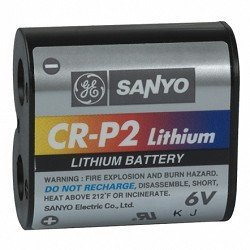 Lithium Battery For Sanyo Camera - 2