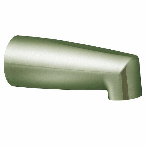 Moen 3829BN Tub Nondiverter Spout, Brushed Nickel by Moen