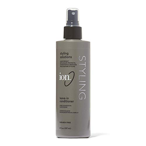 Ion Styling Leave In Conditioner Spray, 8oz
